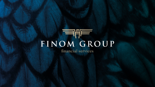 Logo Finom Group od Strategonu