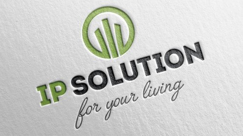 Logo IP Solution od Strategonu